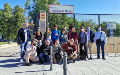 """PROGETTO ERASMUS+""""OLTRE IL GIARDINO- OSSERVATORIO INCLUSIONE SOCIALE"""" Progetto approvato nel programma ERASMUS+ 2020-1-IT02-KA204-079679 Mobility C1 -Workshop: Active methodologies in education.Tools and strategies to reduce education and school failure.Transnational coordination meeting"""